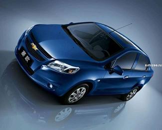 Новинки от Chevrolet: бюджетный Sail и эксклюзивный Camaro RS Limited Edition.